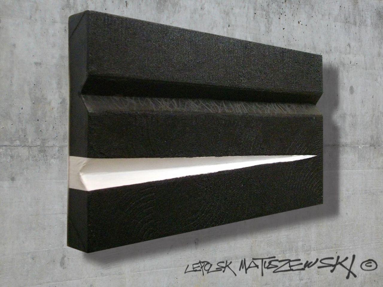 MISTER K  (Lepolsk Matuszewski) PROTOTYPE 60     abstract expressionism