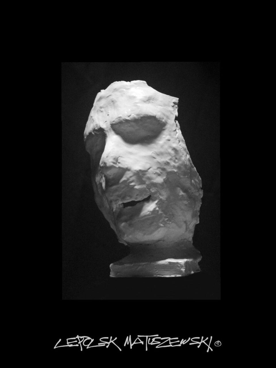 MISTER K  (Lepolsk Matuszewski) ANIMA  sculpture Lepolsk Matuszewski