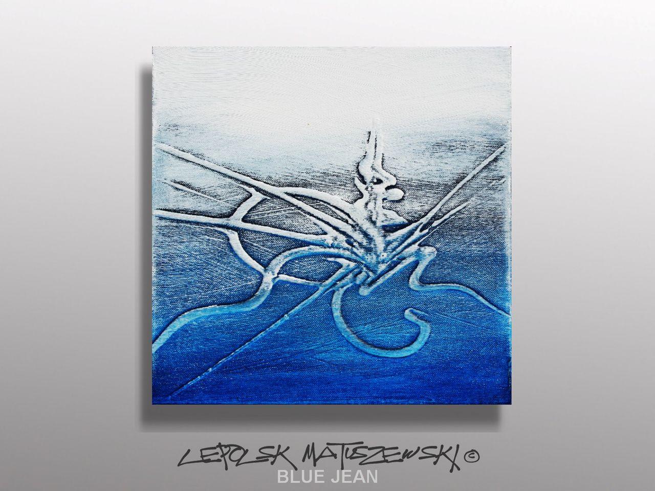 MK  Lepolsk Matuszewski BLUE JEAN