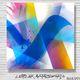 MK  Lepolsk Matuszewski - BLUE DOVE abstract graffiti expressionism Lepolsk 2016