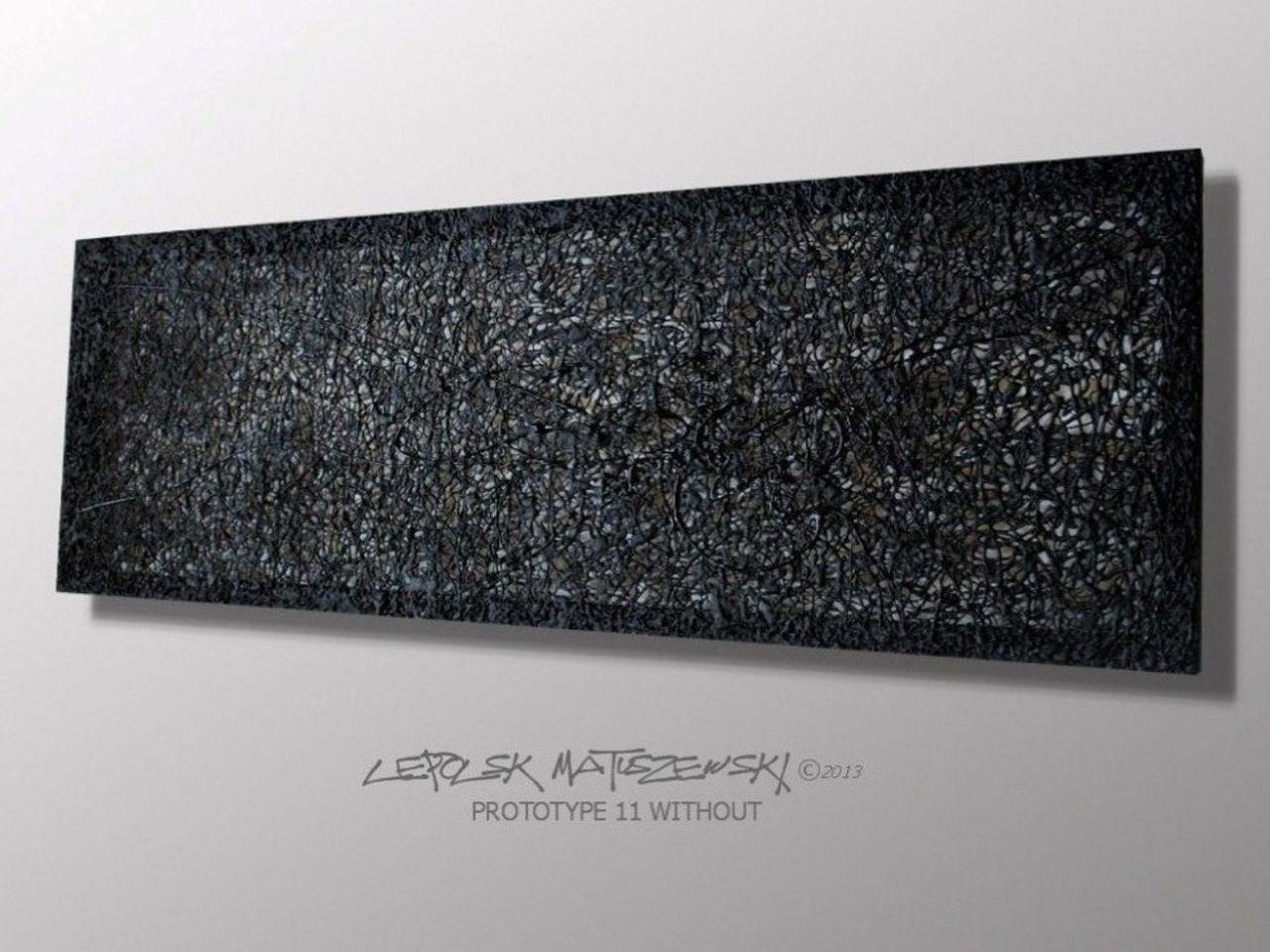 MK  Lepolsk Matuszewski PROTOTYPE 11 WITHOUT   Abstract expressionism  expressionnisme abstrait