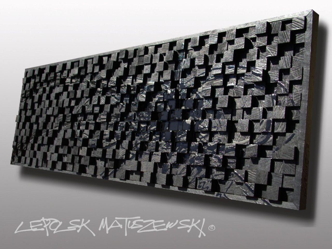 MK  Lepolsk Matuszewski PROTOTYPE 616³ expressionnisme abstrait