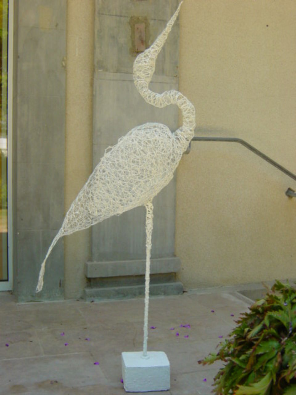 Nellka (Nelya Kantserova) Oiseau
