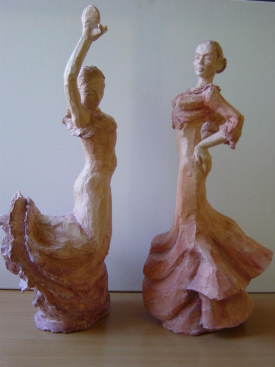 Nellka (Nelya Kantserova) Flamenco.