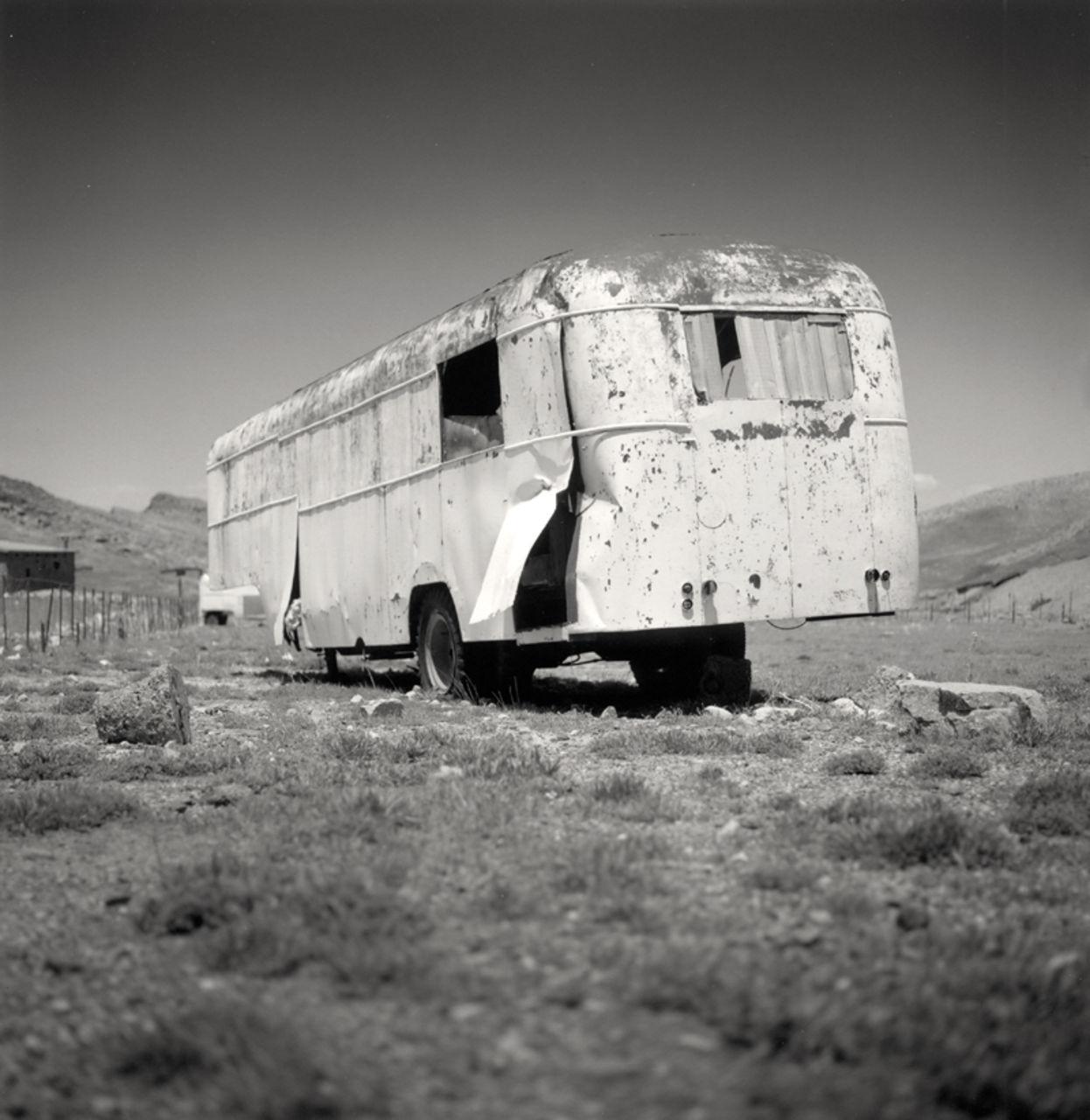 nicolas gourgue Bus abandonné