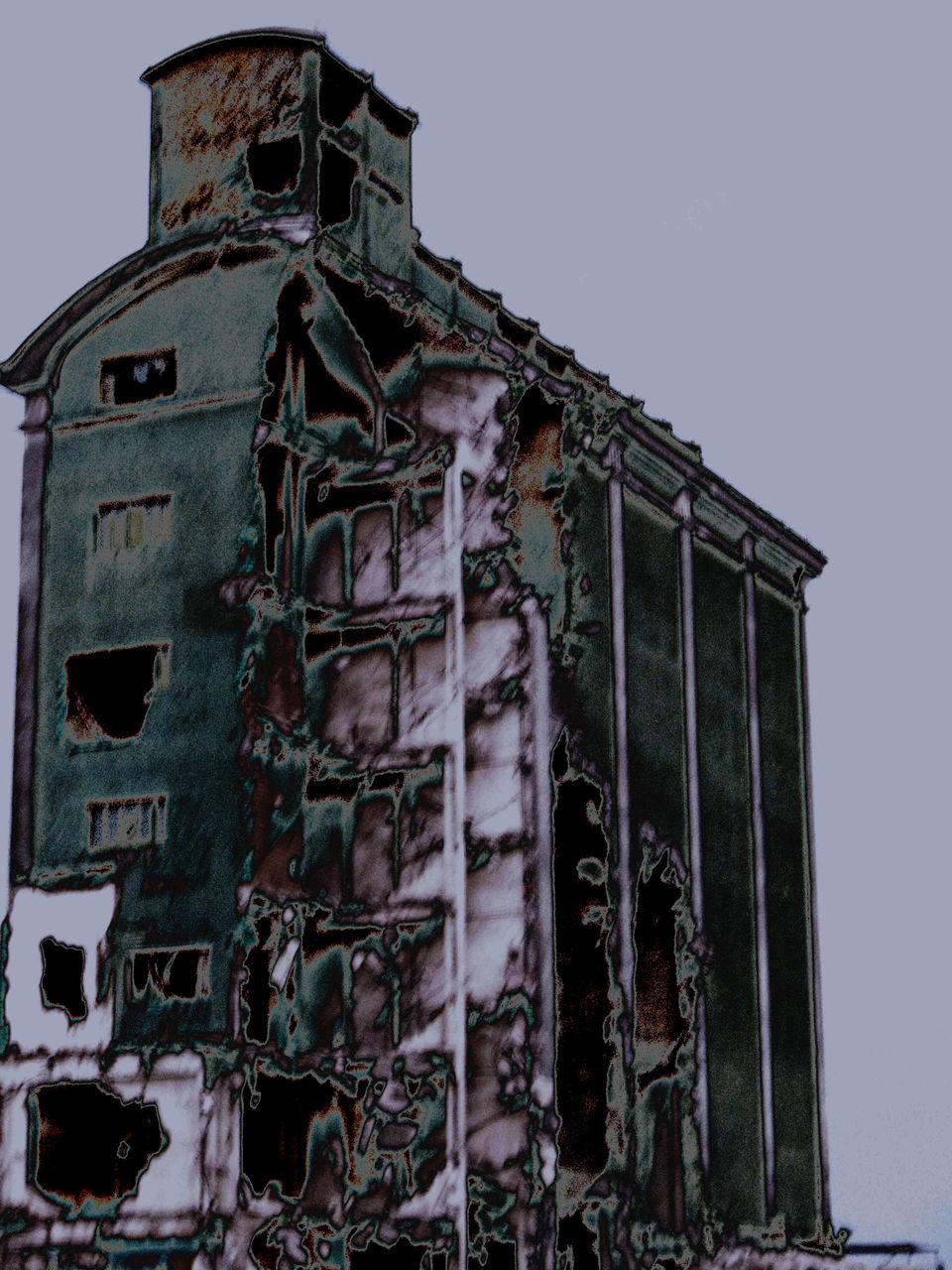 Niklas DC ''Les silos eventrés'' __Béryllium__