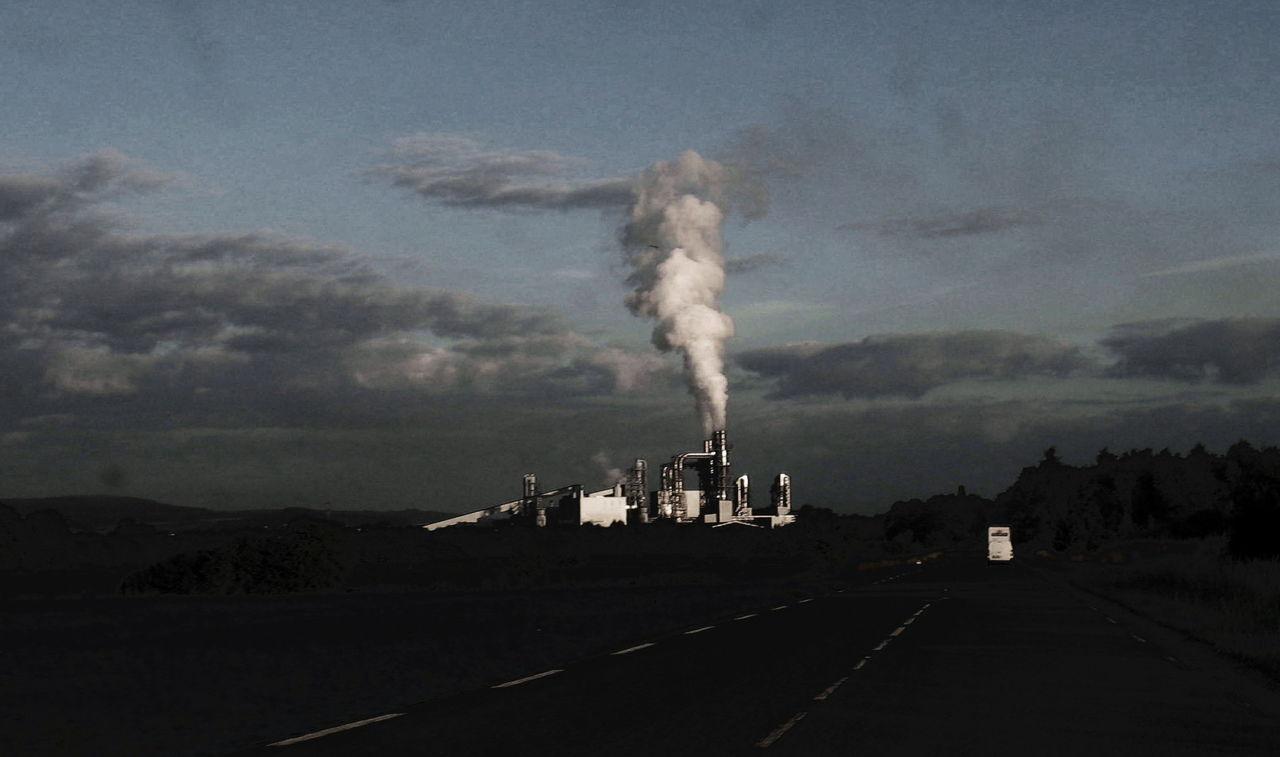 Niklas DC Wolken Fabriek II