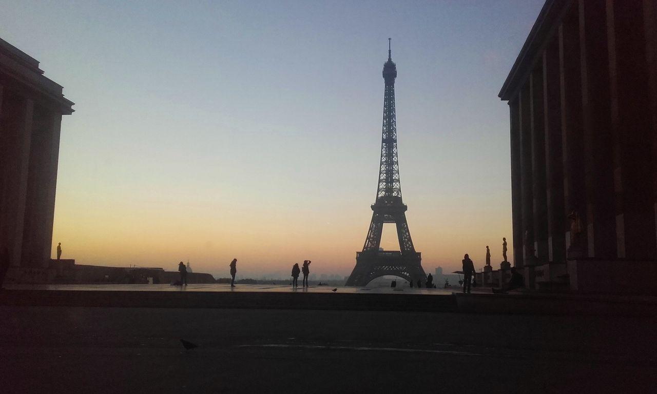 Niklas DC Paris s'éveille