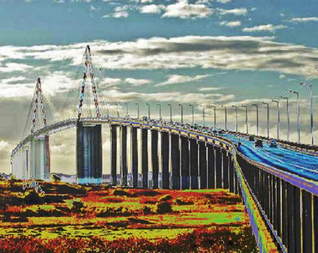 Niklas DC Pont de l'Espace
