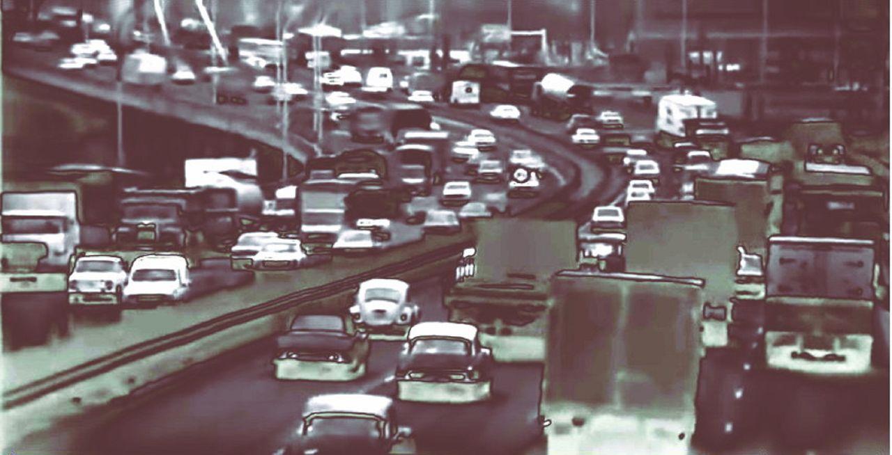 Niklas DC Monday morning highway