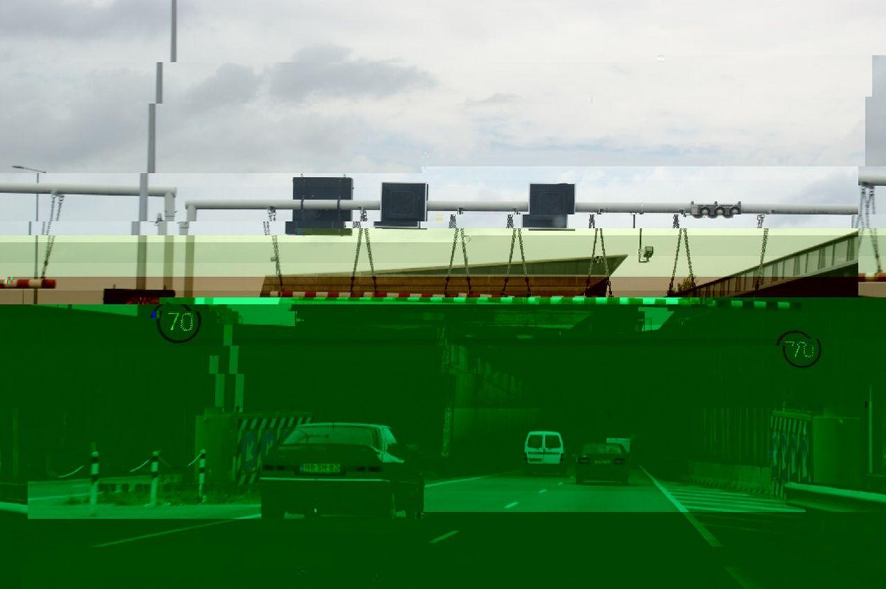 Niklas DC Oost Tunnel
