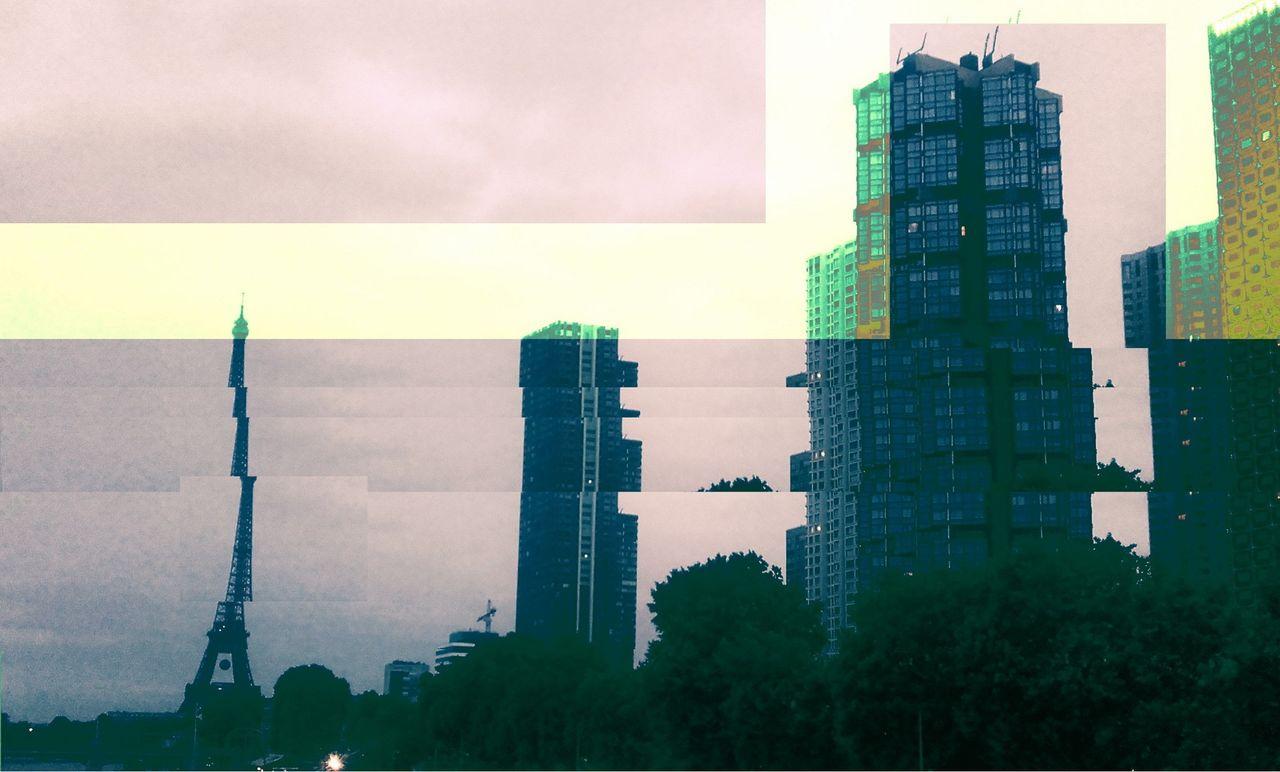 Niklas DC Port de Grenelle_ glitch