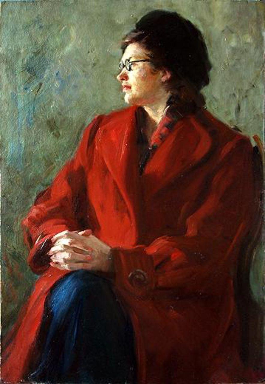 Nikolay Paramonov Portrait