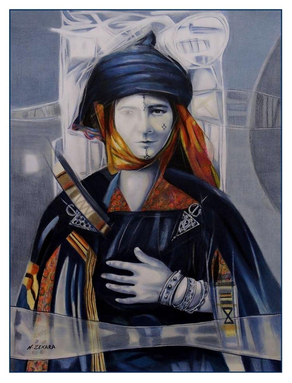 Noureddine ZEKARA Zarfa  la Chaouia