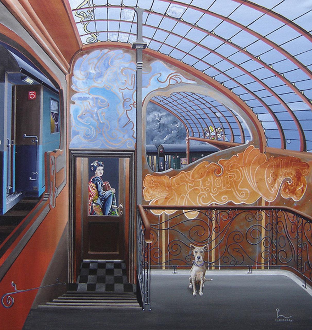 olivier lamboray Mon Atelier, un monde de passions