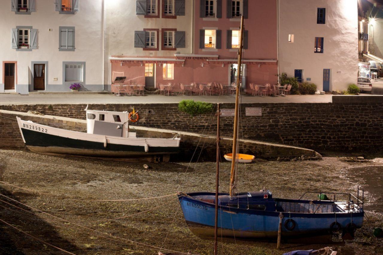 Olivier LIEVIN Le port de Sauzon