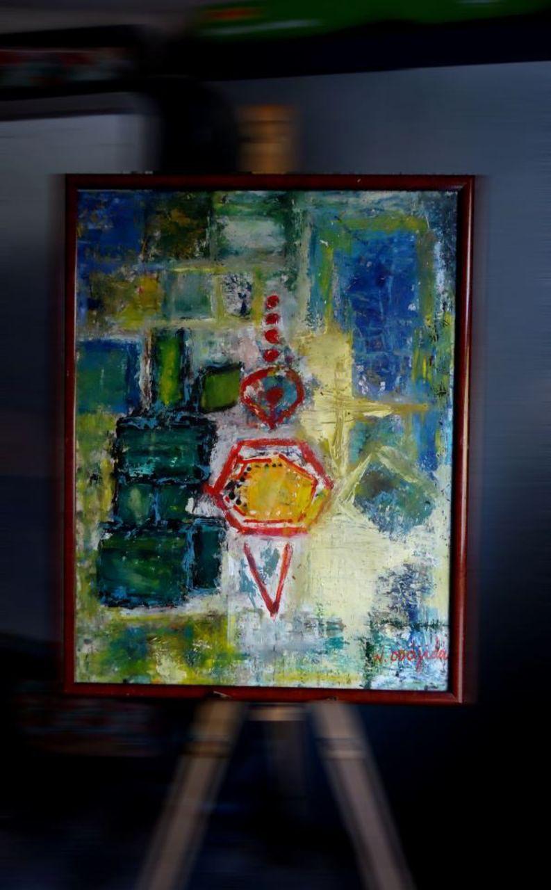 Oudjida Walim artiste peintre 33