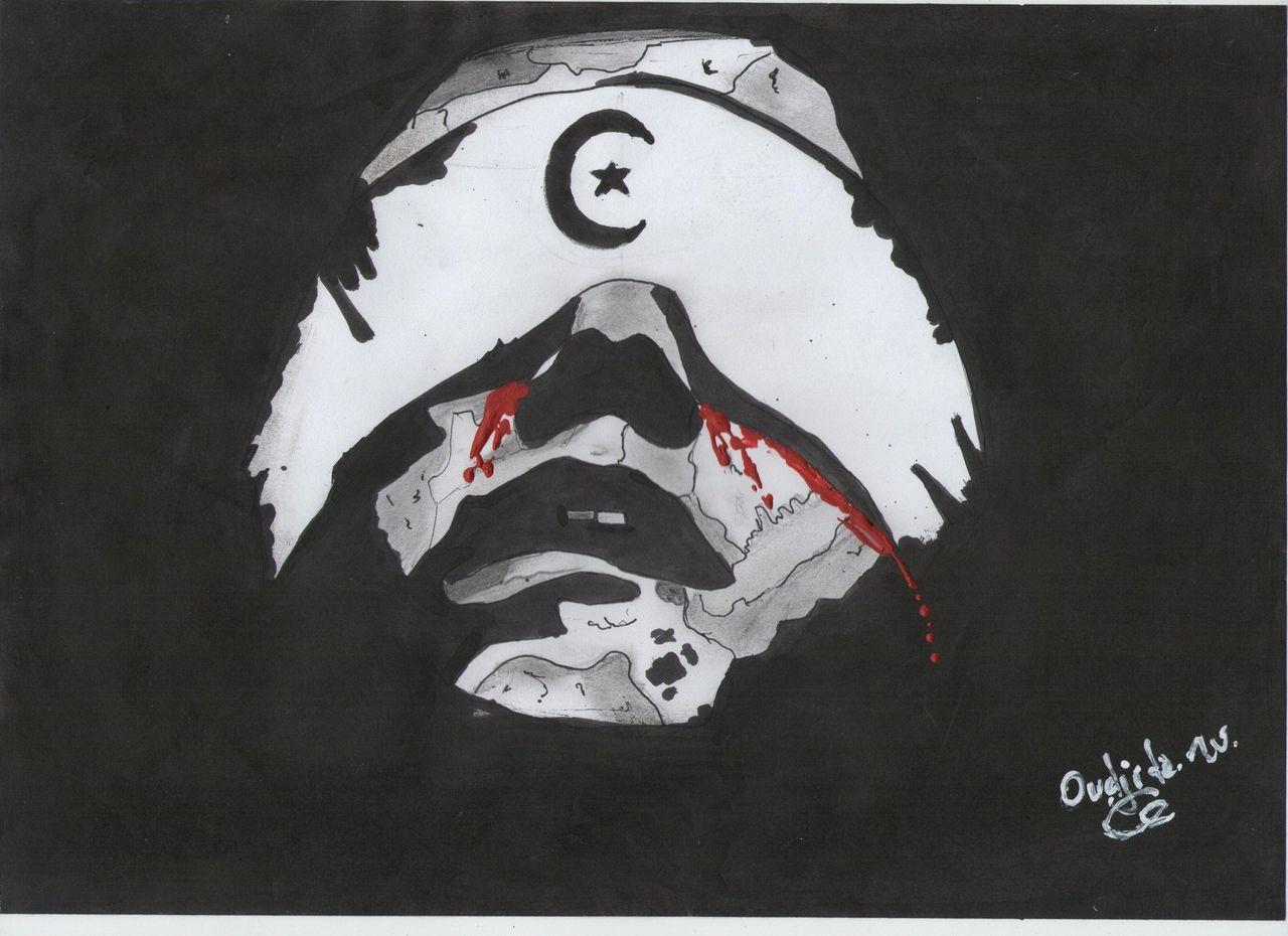 Oudjida Walim artiste peintre Image
