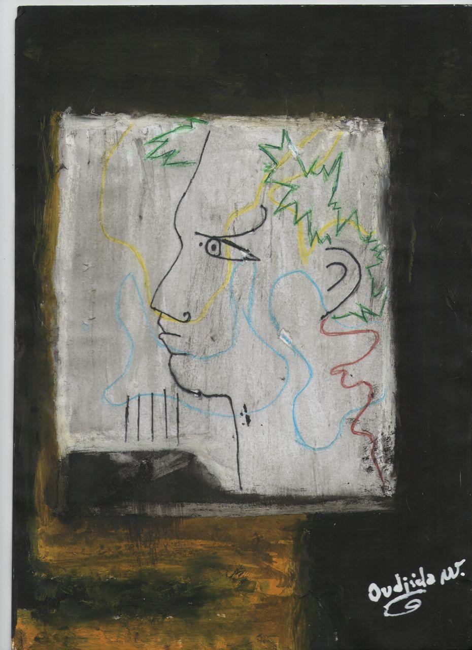 Oudjida Walim artiste peintre Image (3)