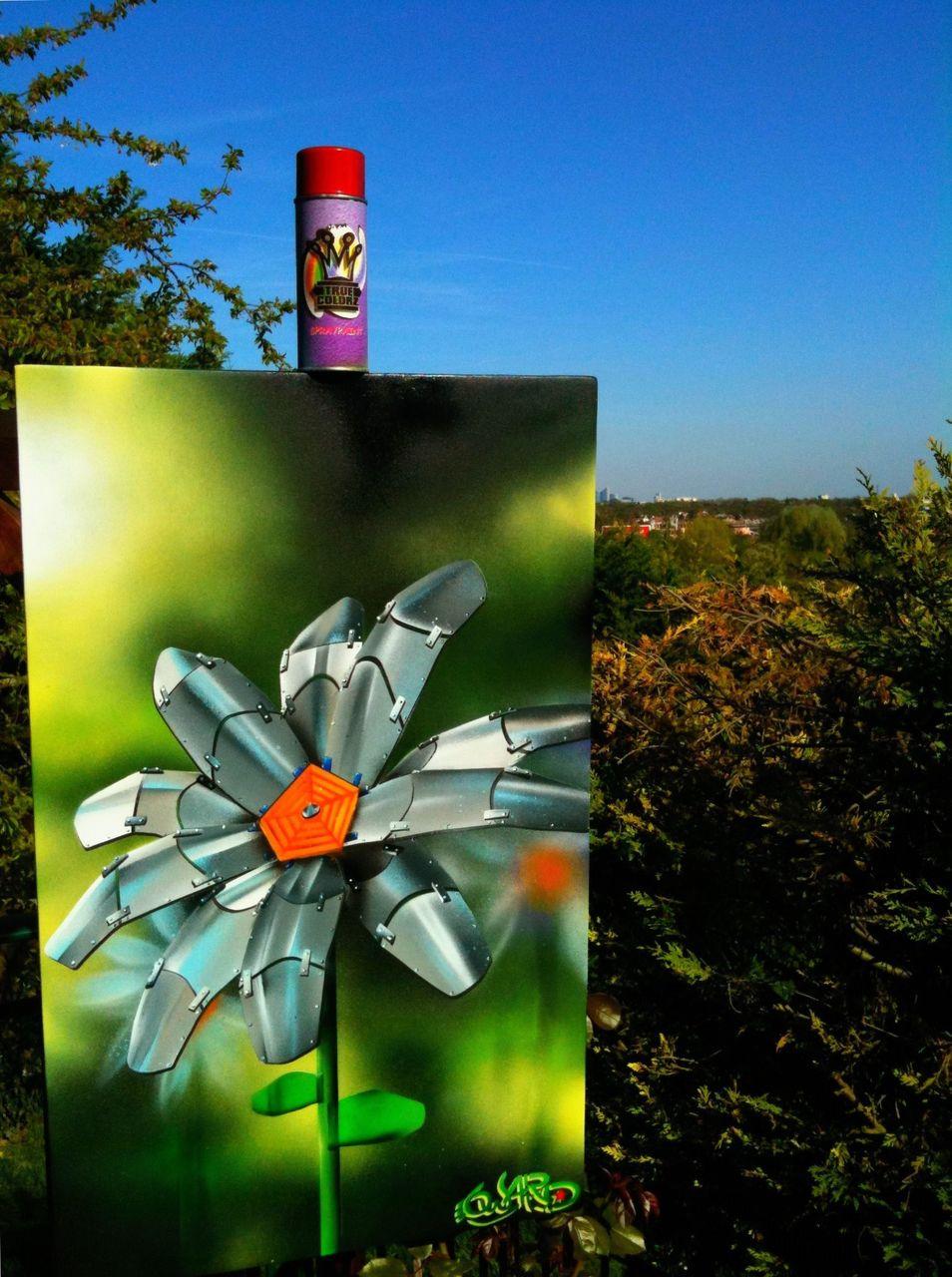 oward Spray Fleuralu
