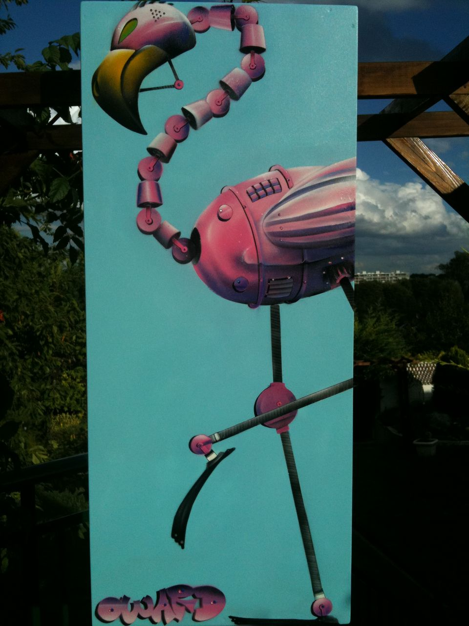oward Spray pink floyd mécanik
