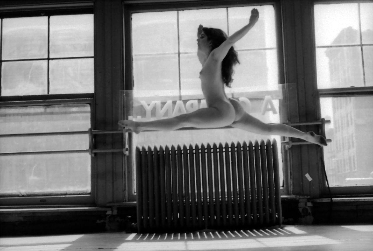 Panxua ZADILSKOA Elle vole ! American dancer's NYC