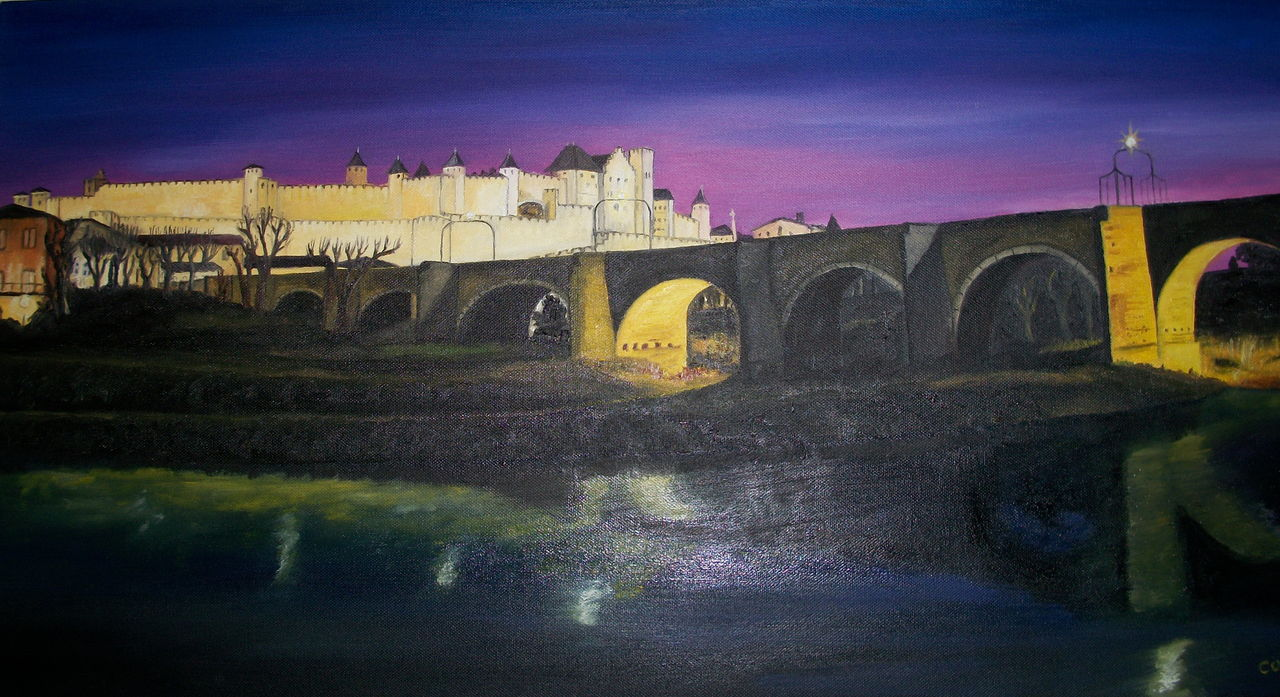 patrick contreras Carcassonne