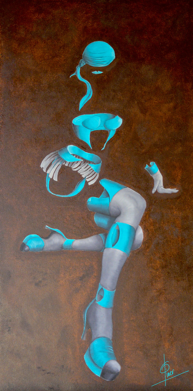 Patrick Giner Turquoise