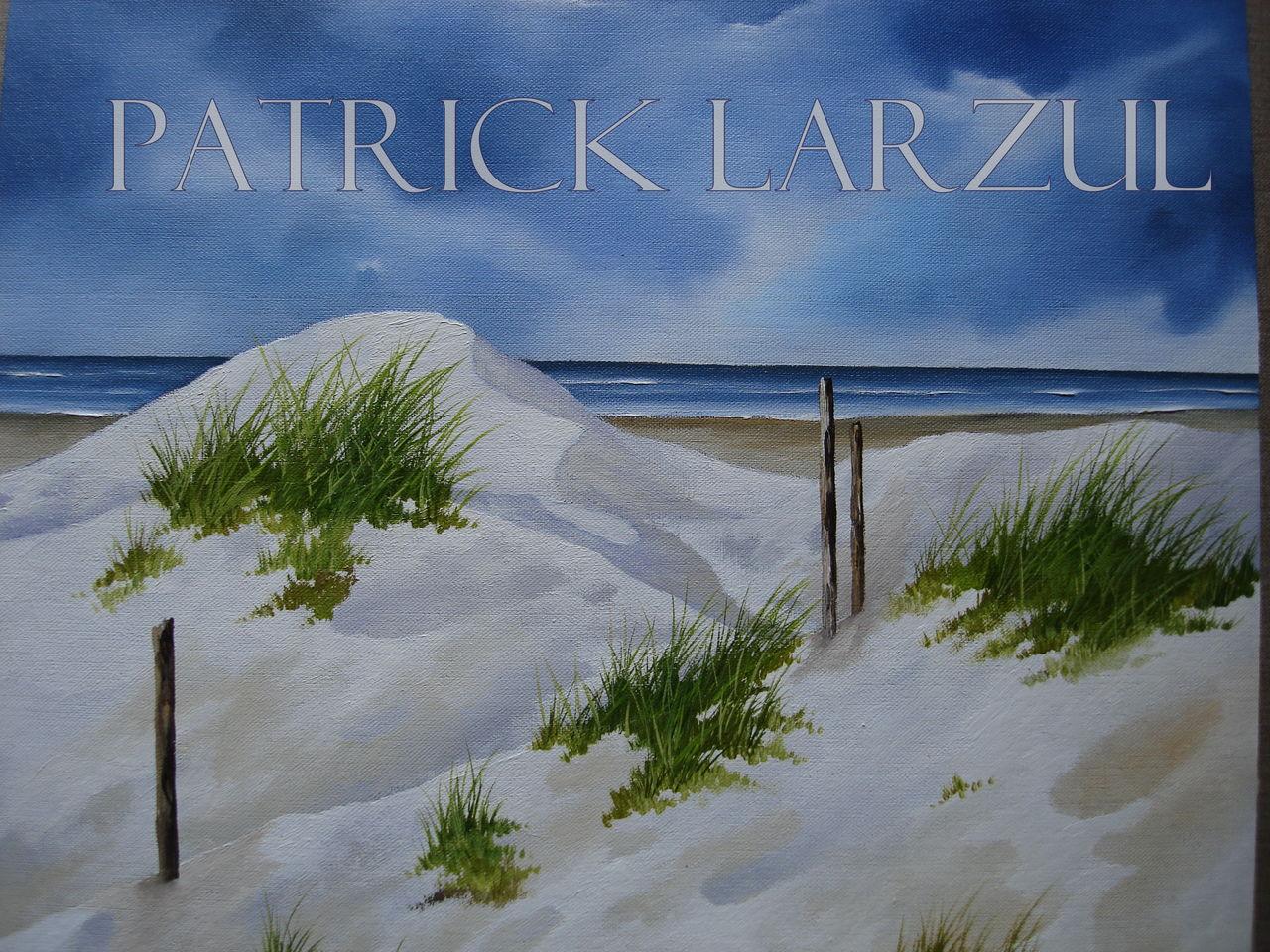 Patrick Larzul Les dunes de Tréguénnec