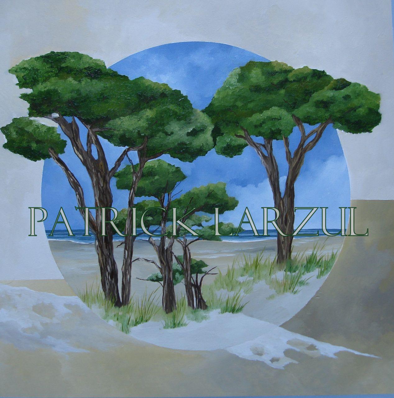 Patrick Larzul Les pins maritimes de nos cotes