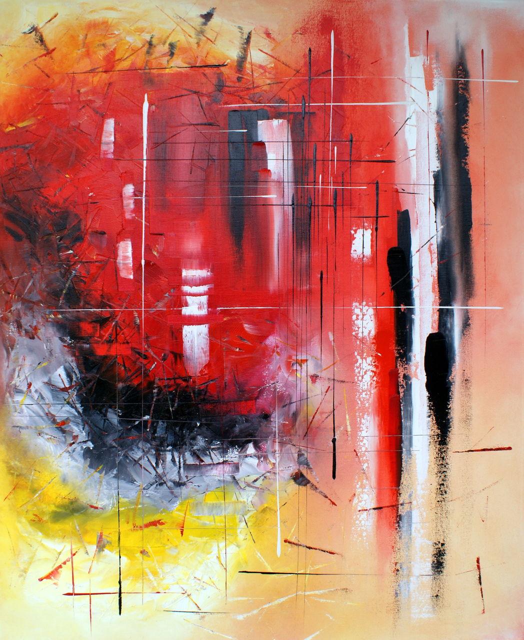 Patrick MARIN L'EMPREINTE DU TEMPS (2010).Vendu.