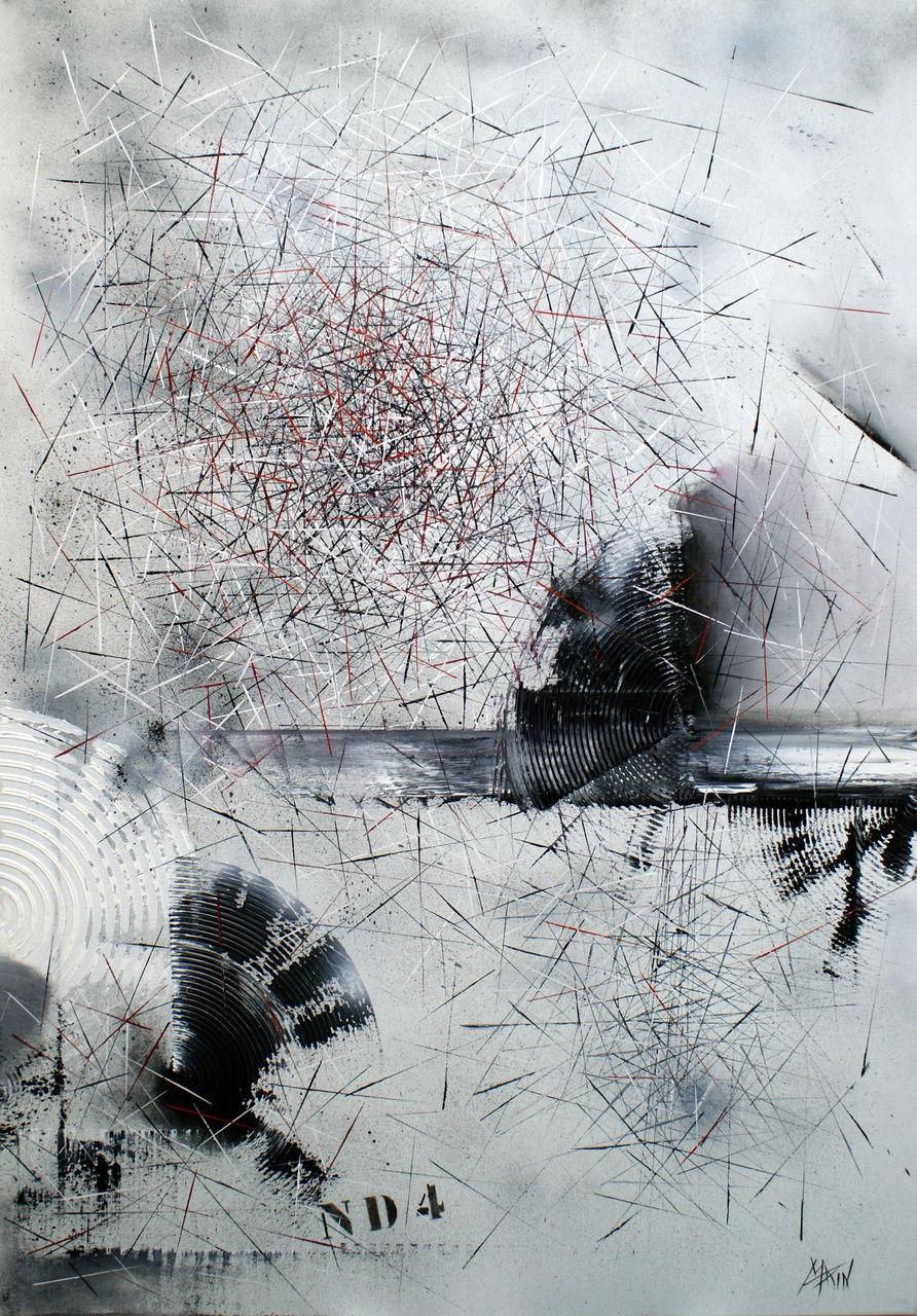 Patrick MARIN LA NUIT DES DRAKKARS 4  (ND4)  2011.