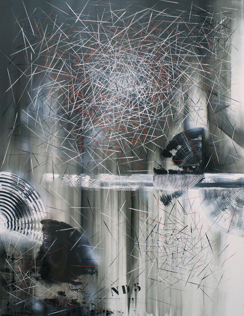 Patrick MARIN LA NUIT DES DRAKKARS 5  (ND5)   2011.