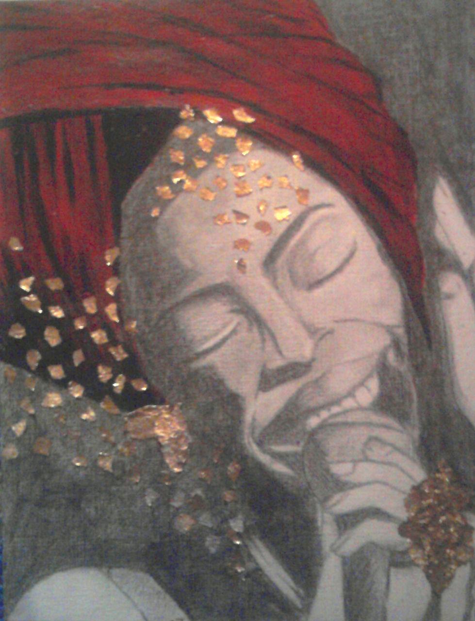 Pearl CHARLES Le rouge dans L'âme,