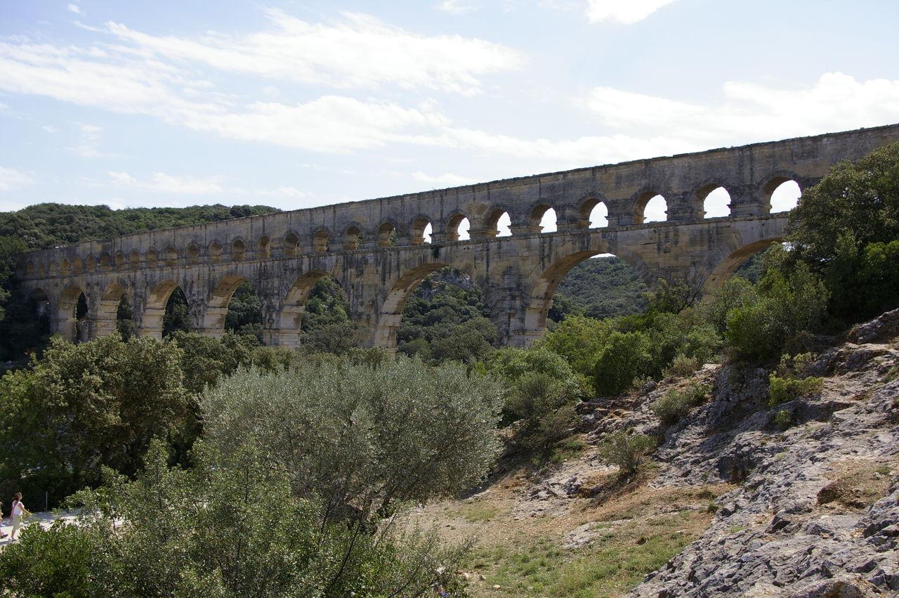 Peeter SELBONNE Pont Du Gard 1