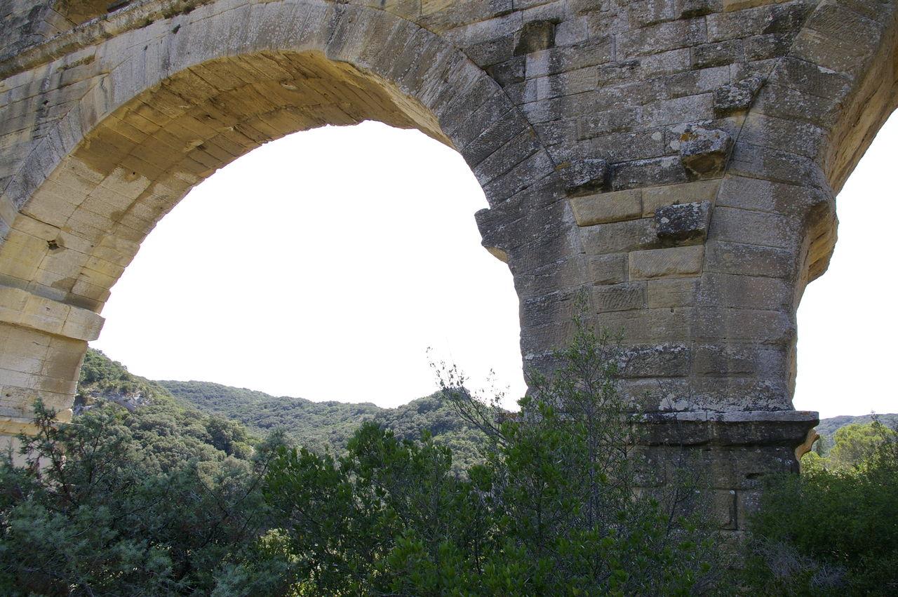 Peeter SELBONNE Pont Du Gard 2