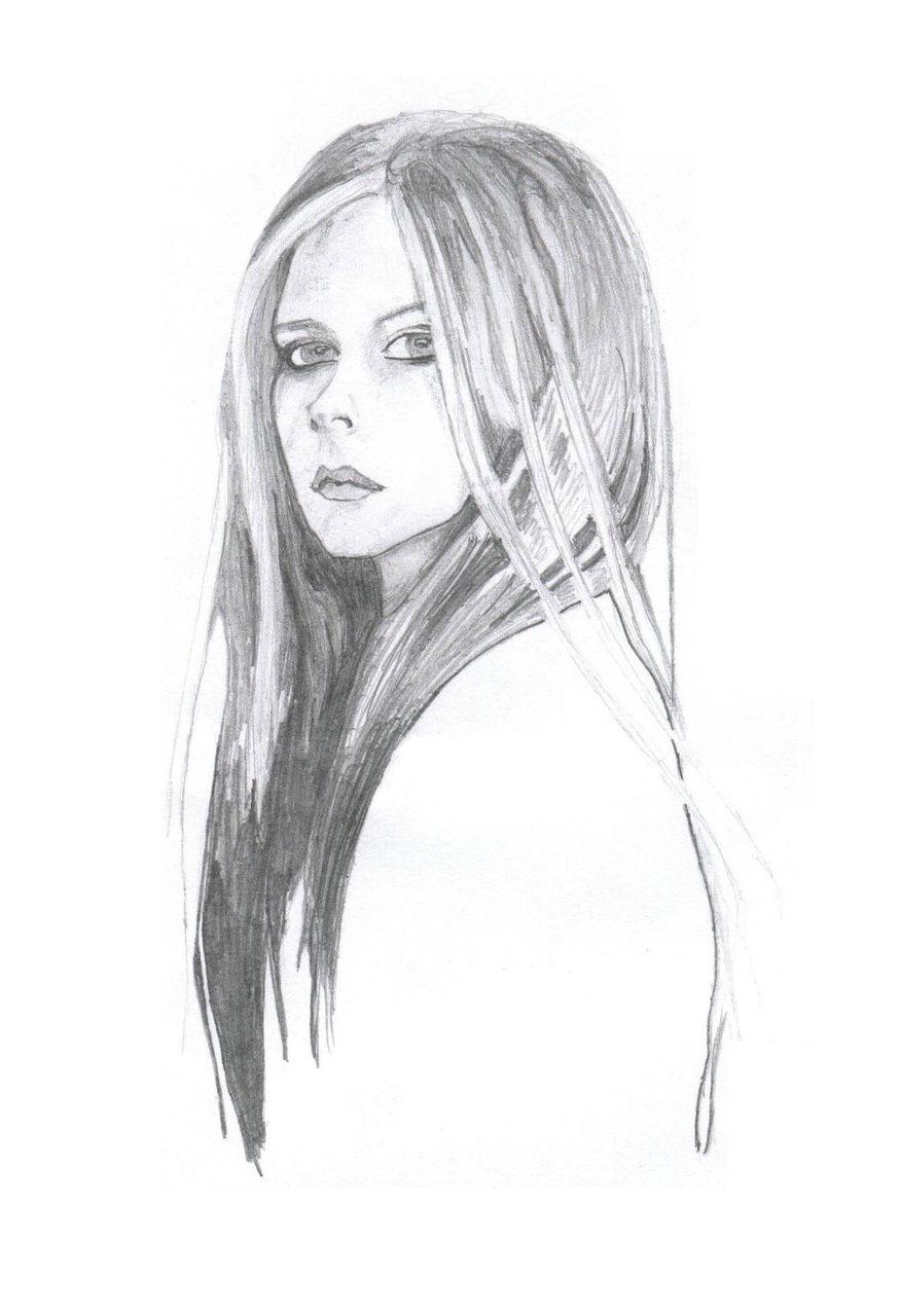 Philippe Schmucker Avril Lavigne