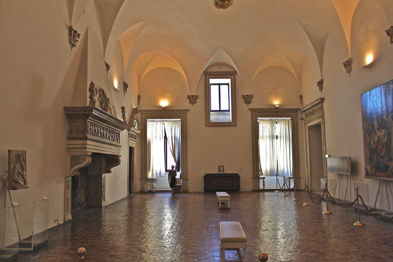 Philippe Wertz Grande Salle (palais ducal - Urbino - Italie)