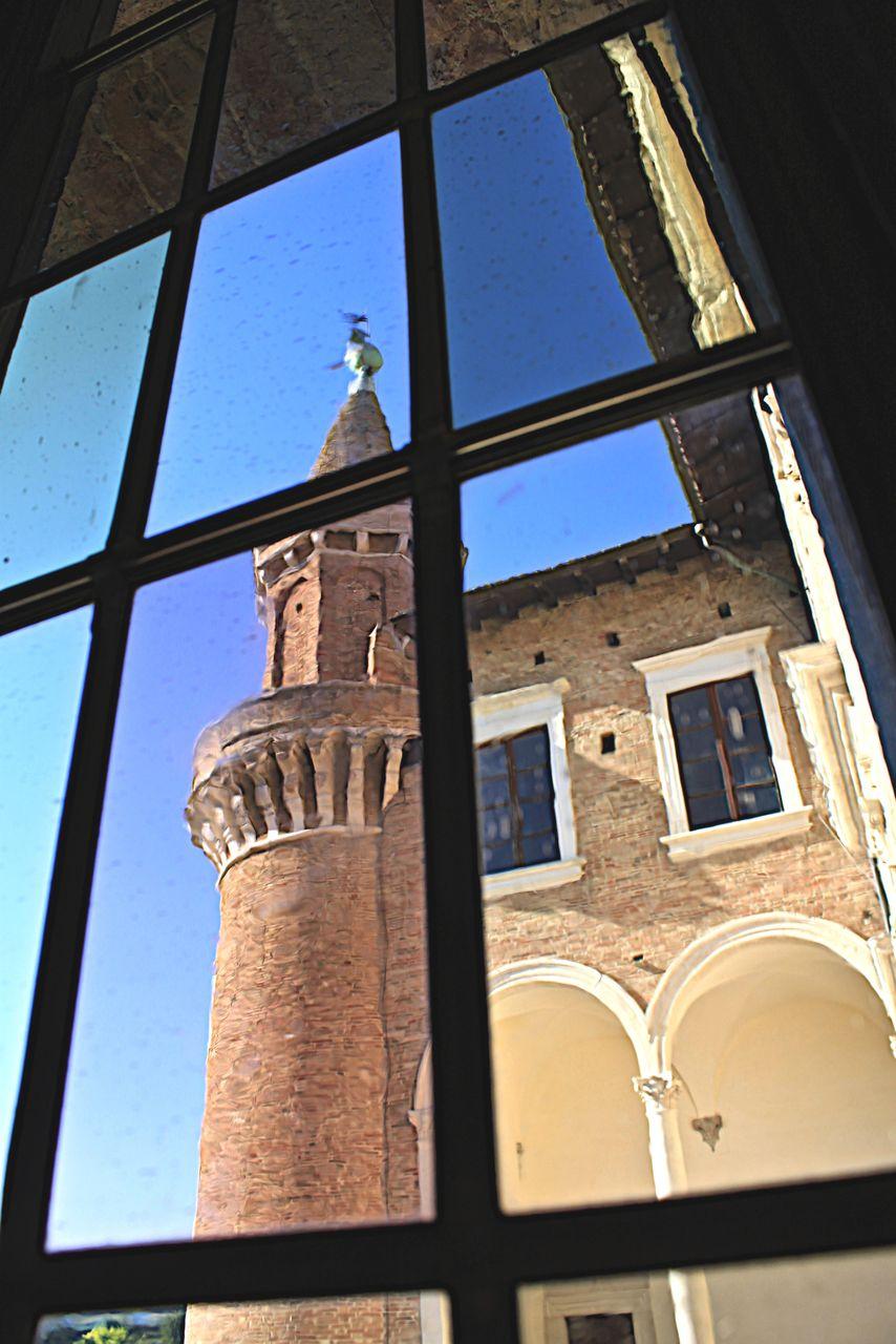 Philippe Wertz Palais Ducal (Urbino - Italie)