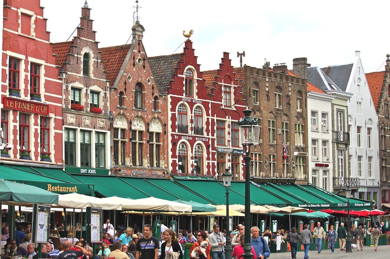 Philippe Wertz Grand Place (Bruges)