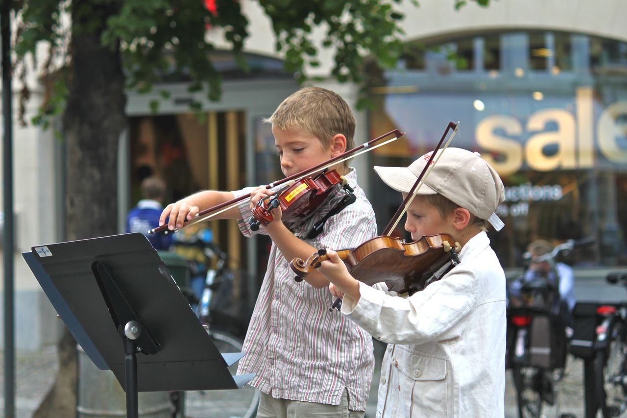 Philippe Wertz Les Frères Stradivarius