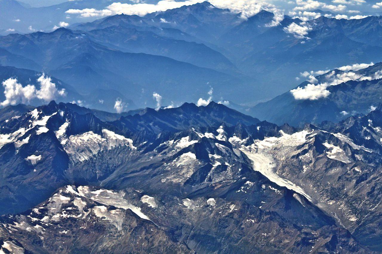 Philippe Wertz Alpes entre France et Italie
