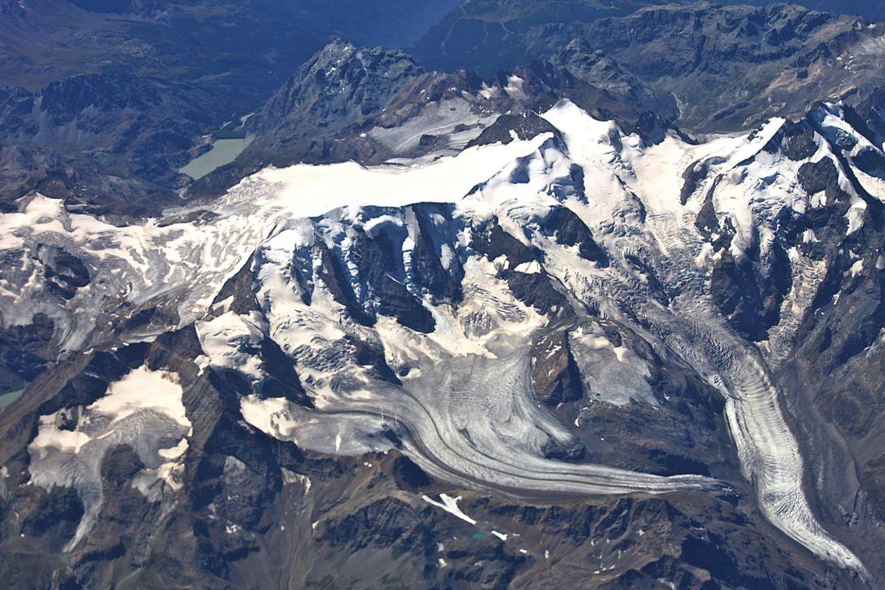 Philippe Wertz Glacier