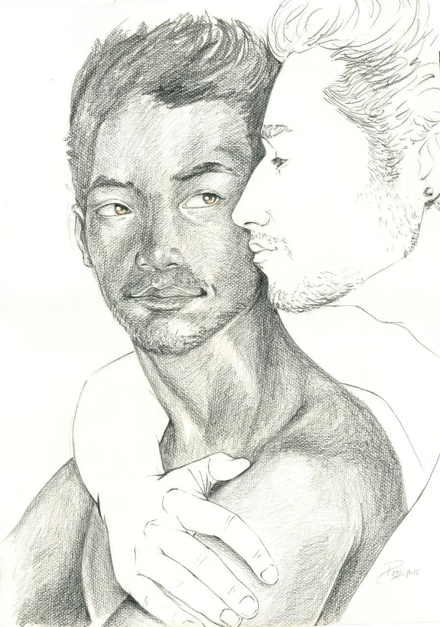 Piros Coltman couple 1