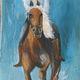 Ricaux Marie Claire - 20x40 la cavaliere
