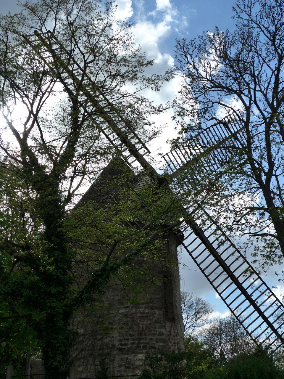 RICHA Roland Le moulin des Gibets...