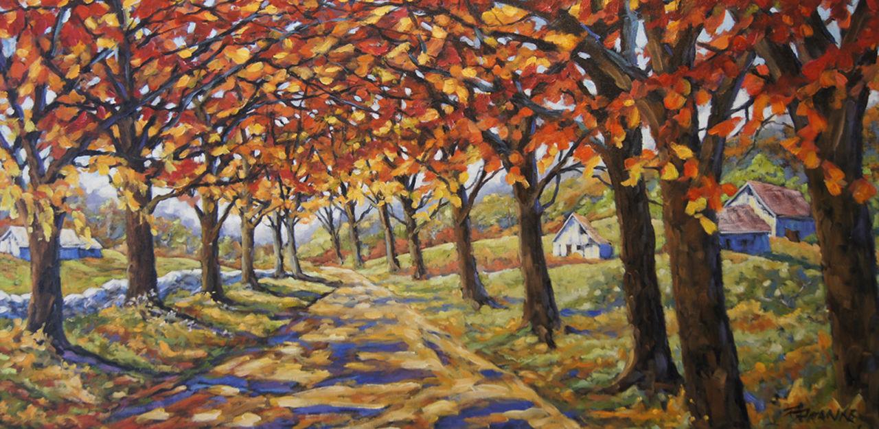 Richard T Pranke Country Road