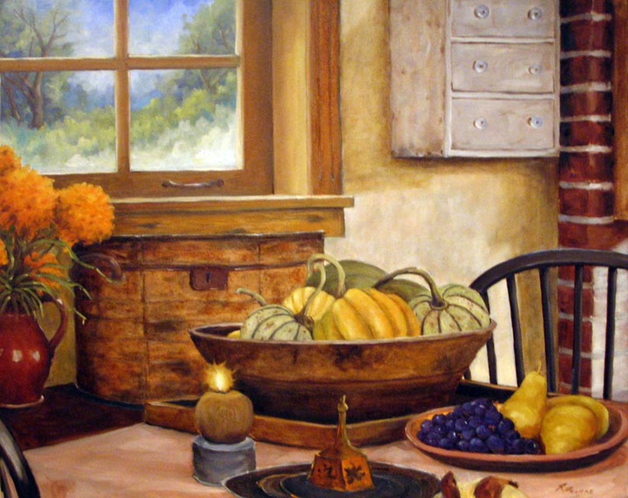 Richard T Pranke Fall Harvest