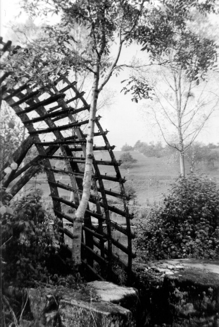Roger PHILBERT Vieux moulin
