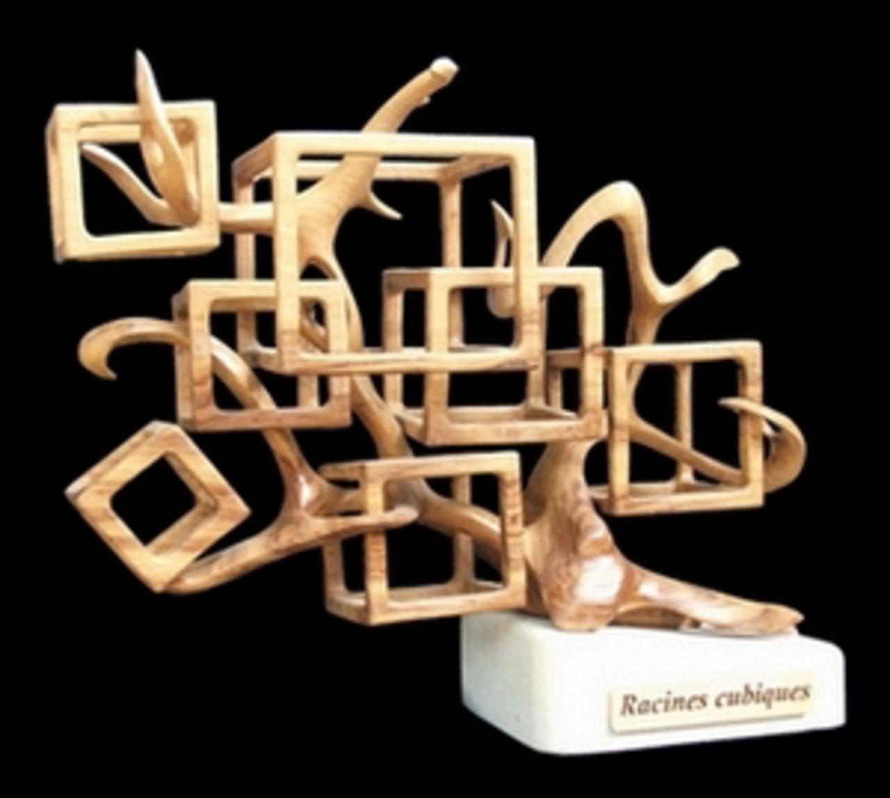 Roland Gagneux Racines cubiques